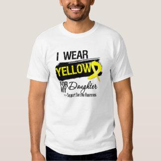 Sarcoma Ribbon For My Daughter Tshirt