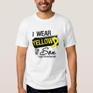 Sarcoma Ribbon For My Son Shirts