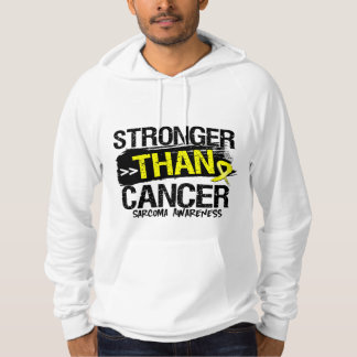 Sarcoma - Stronger Than Cancer Hooded Pullover