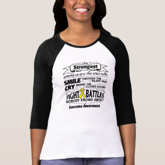 Sarcoma Strongest Among Us T-Shirt
