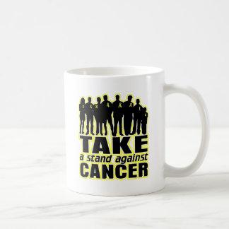 Sarcoma -Take A Stand Against Cancer Classic White Coffee Mug