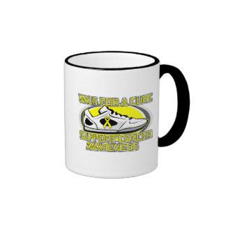 Sarcoma Walk For A Cure Ringer Mug
