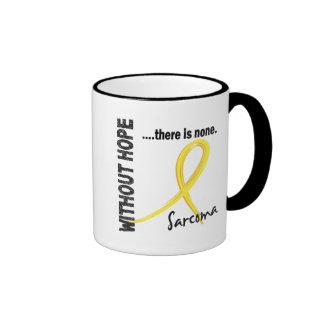 Sarcoma Without Hope 1 Ringer Mug