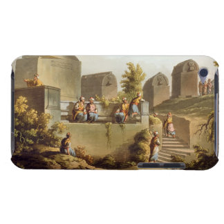 Sarcophagi and Sepulchres at the Head of the Harbo Barely There iPod Case
