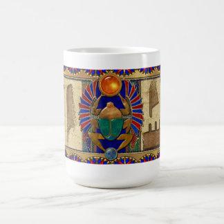 Sarcophagus 3D Egyptian Coffee Mugs