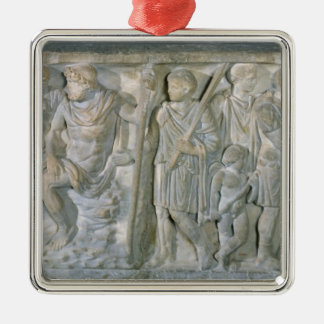 Sarcophagus Christmas Ornament