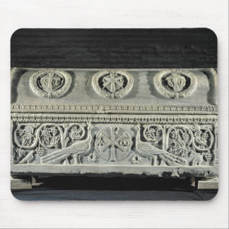 Sarcophagus of bishop Theodore Mouse Mat