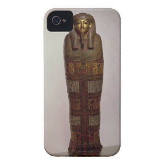 Sarcophagus of Nehemes Mentou, priest of Amon, Egy iPhone 4 Case-Mate Cases