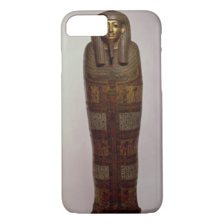Sarcophagus of Nehemes Mentou, priest of Amon, Egy iPhone 8/7 Case