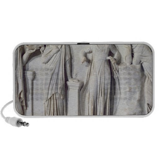 Sarcophagus of the Muses 2 Travelling Speaker