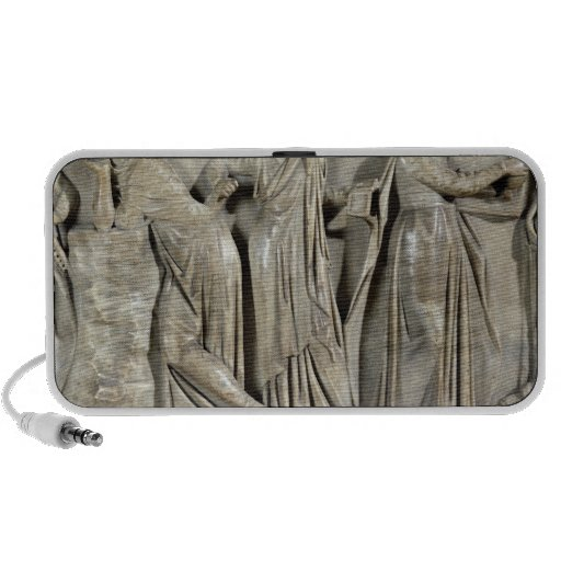 Sarcophagus of the Muses iPhone Speakers