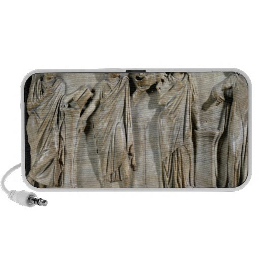 Sarcophagus of the Muses iPod Speaker