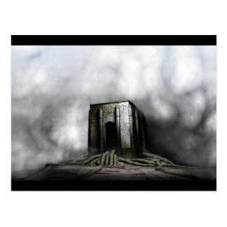 Sarcophagus  postcard
