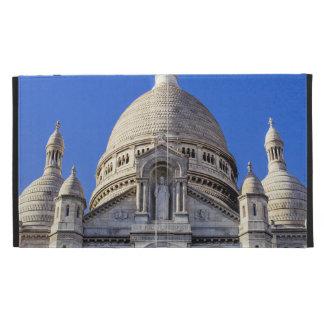 Sarcre Coeur Basilica In Paris, France iPad Folio Cover
