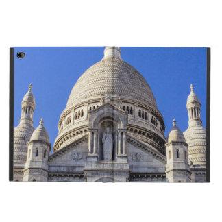 Sarcre Coeur Basilica In Paris, France