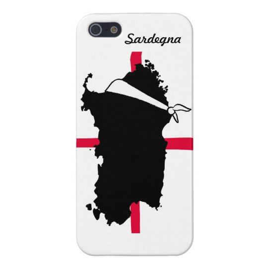 Sardegna blinffolded case for the iPhone 5