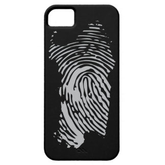 Sardegna, impronta (iphone case) iPhone 5 cover