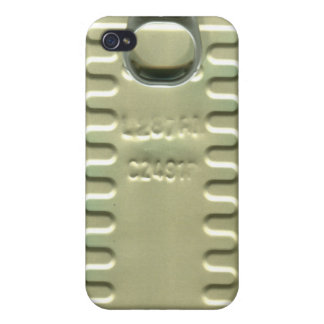sardine oil can iphone cover for iPhone 4
