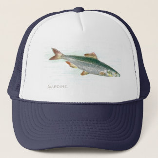 Sardine Trucker Hat