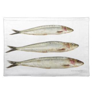 Sardines (Pilchards) 2 Placemat