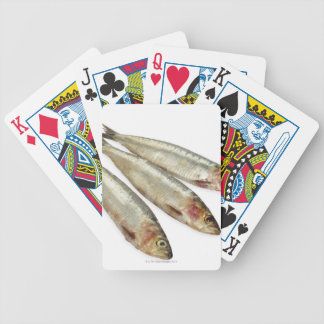 Sardines (Pilchards) Bicycle Playing Cards