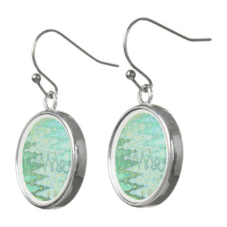 Sardinia Drop Earrings by Artist C.L. Brown