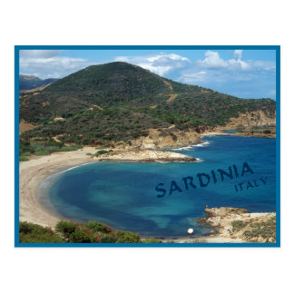 Sardinia Island Postcard