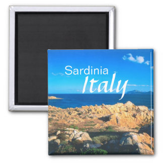 Sardinia Italy Travel Souvenir Fridge Magnet
