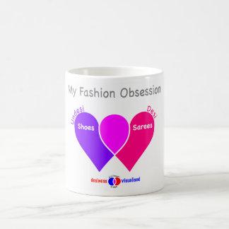 Saree Obsession Mug