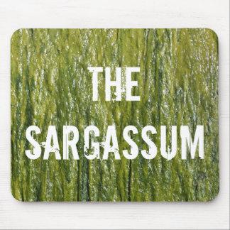 SARGASSUM! MOUSE MAT