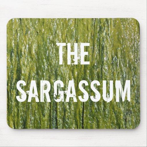 SARGASSUM! MOUSEPADS