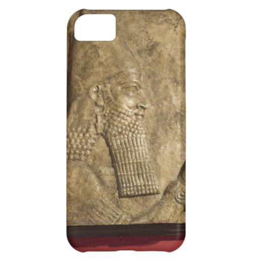 Sargon II-  Egyptian Museum.jpg iPhone 5C Cases