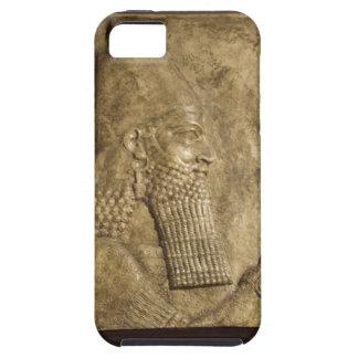 Sargon II-  Egyptian Museum.jpg iPhone 5 Cases