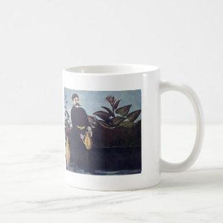 Sarkis Pouring Wine by Niko Pirosmani Coffee Mugs