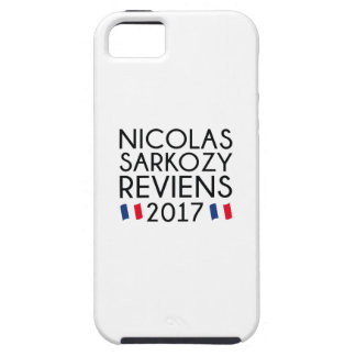 Sarkozy Reviens 2017 iPhone 5 Cases