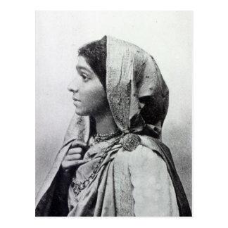 Sarojini Naidu Postcard