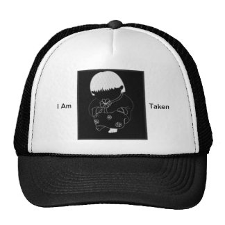 Sarong Girl -AmTaken- Hat customizable