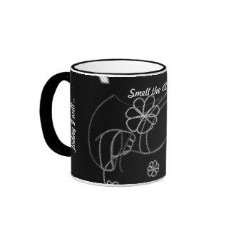 Sarong Girl-Smell Aroma- Coffee Mug