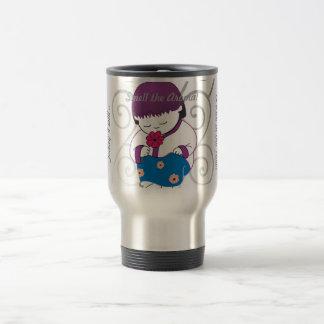 Sarong Girl-Smell Aroma- Mug