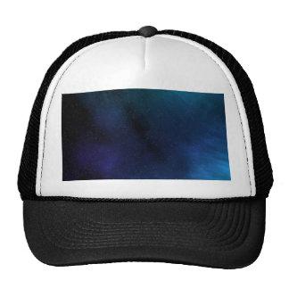 Sarry Space Scene Hats