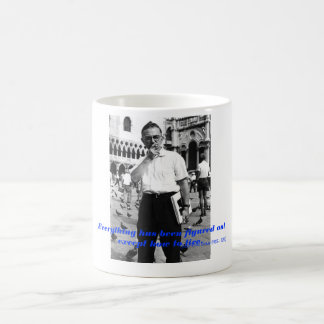 Sartre: Philosopher Mug