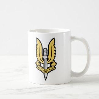 SAS Insignia Basic White Mug