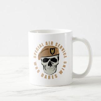 SAS Skull Mug
