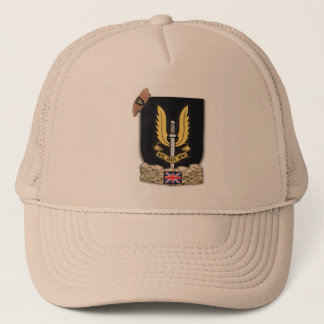SAS special air service falklands war vets hat
