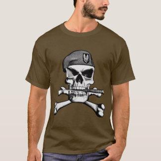 SAS Special Air Service Skull T-Shirt