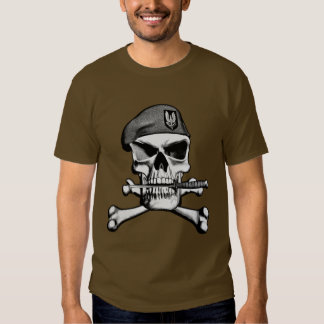 SAS Special Air Service Skull Tees