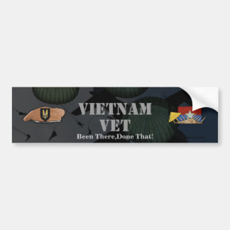 sas special air service vietnam bumper sticker car bumper sticker