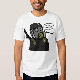 sas trooper tee shirt
