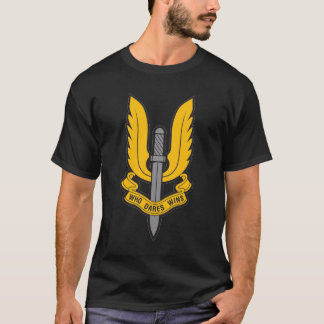 SAS WHO DARES WINS SPECIAL AIR SERVICE TSHIRT