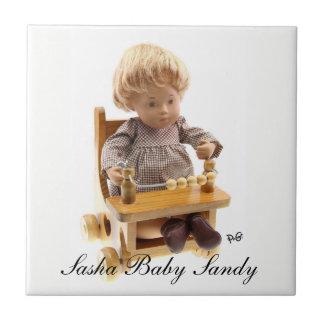 Sasha Honey baby Sandy tile